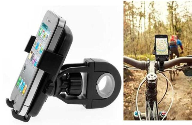 Держатель Onetto Bike Mount Easy One Touch на руль велосипеда или мотоцикла для смартфонов