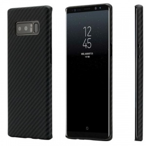 Чехол накладка Pitaka MagCase Aramid для SAMSUNG GALAXY Note 8, carbon