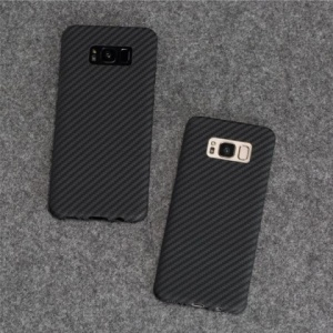 Чехол накладка Pitaka MagCase Aramid для SAMSUNG GALAXY S8, carbon