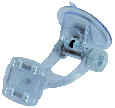 Крепление Herbert Richter на стекло HR ICE 1767-66-002 Suction Mount 1